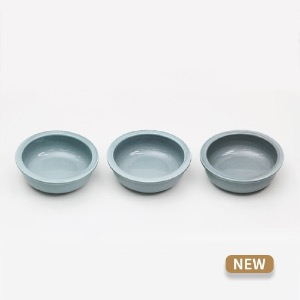 CERAMIC BOWL [ASH BLUE]