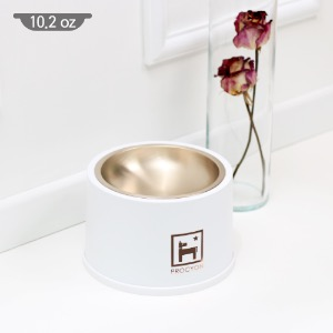Cooler bowl bronze S [Glacier white]